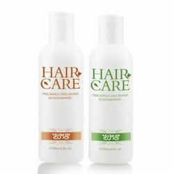 巴登魔瓶无香氨基酸洗发水护发素套装