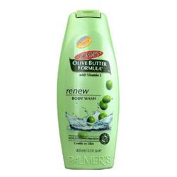 帕玛氏天然橄榄柔嫩沐浴液
