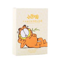 小迷糊加菲猫大米美白嫩滑蚕丝面膜