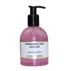 英国AA网乳香玫瑰滋润液体皂