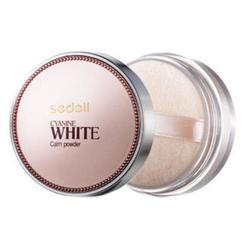 【其他】诗黛尔胡萝卜素自然臻白控油定妆粉