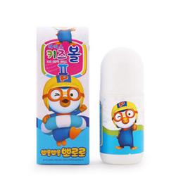 【其他】宝露露 小企鹅止痒防蚊驱蚊冰滚珠