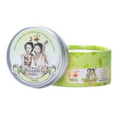上海茉莉玉容保湿雪花膏