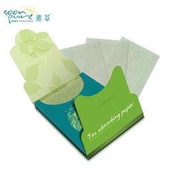 【其他】素萃绿茶香氛吸油纸