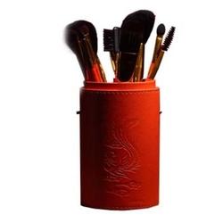 威倩引领美十二生肖化妆刷桶装