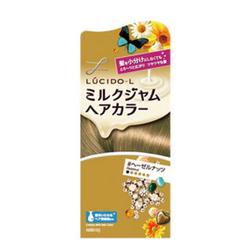 俪诗朵日系杂志风系列染发膏套装