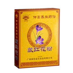【其他】绿芝蓝仲景养生药浴-藏红花粉