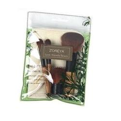 【其他】卓莱雅4支竹子柄化妆刷套装