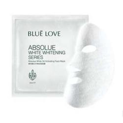 蓝色之恋菁纯臻白3D赋活面贴膜