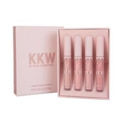 【其他】Kylie CosmeticsKKWxKylie唇釉套装
