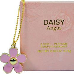 【其他】GRASSE-ANGUS粉红小花状香膏固体香水