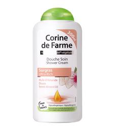 法国黎之芙Corine de Farme滋养沐浴乳-甜杏仁油