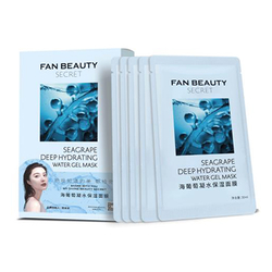 FAN BEAUTY海葡萄凝水保湿面膜