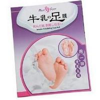 MILKY FOOT牛乳足膜