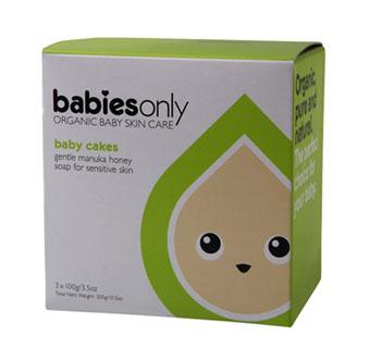 宝宝天然肥皂
