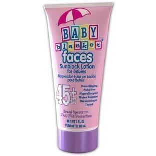 Baby Blanket婴幼儿面部防晒乳SPF45+