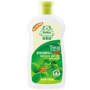 茶树油婴幼儿沐浴露