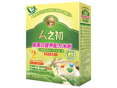 高蛋白营养配方米粉