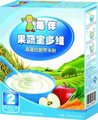 果蔬宝多维营养米粉