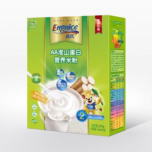 AA淮山高蛋白营养米粉2段