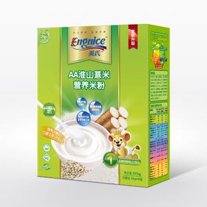 AA淮山薏米营养米粉1段