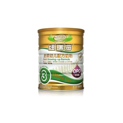 金装幼儿配方奶粉3段