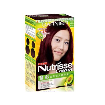 营彩滋养染发精华乳3.6