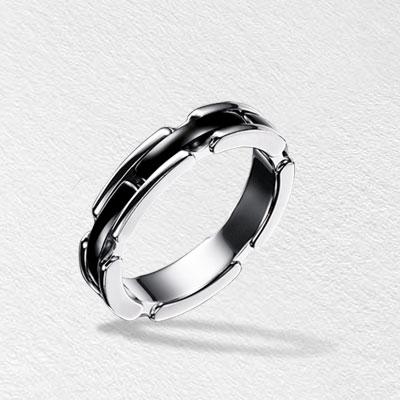 chanelultra戒指_chanelultra系列18k白金戒指