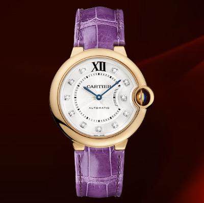 卡地亚Cartier腕表 ,中号表款WE902028_卡地