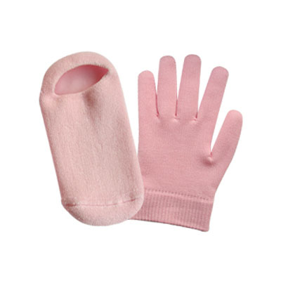 凝胶保湿手套袜套