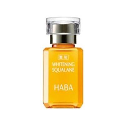【HABA鲨烯透白美肌清油】怎么样|价格|评测