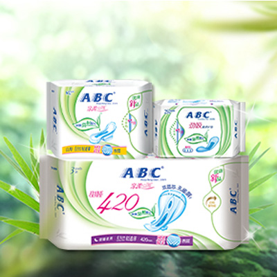澳洲茶树系列卫生巾