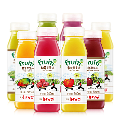 Fruiti果的 果蔬汁