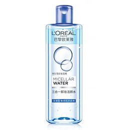 巴黎欧莱雅水油分离魔术水