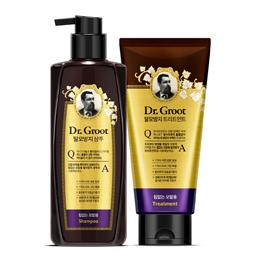 Dr.Groot 克洛特防脱强韧秀发洗发水+护发素