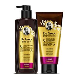 Dr.Groot 克洛特防脱修复发质洗发水+护发素