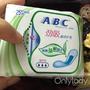 ABC个人护理澳洲茶树系列卫生巾