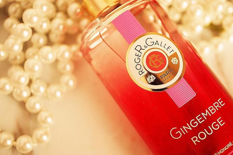 香邂格蕾暖红姜味悦颜香氛