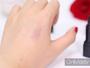 纪梵希禁忌之吻漆光唇膏N16 黑玫瑰