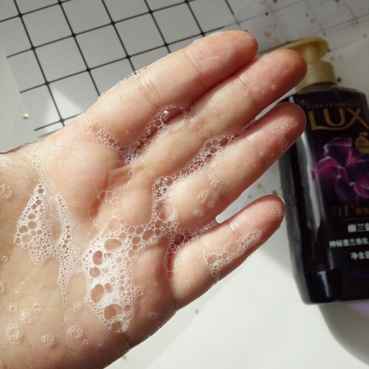 力士香氛洗手液幽兰魅香