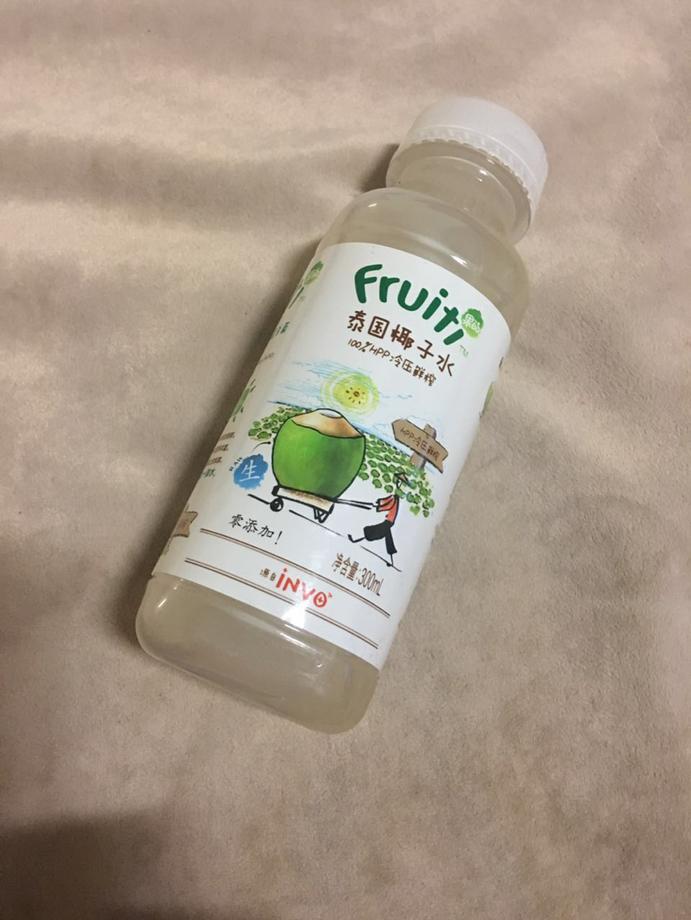 【其他】INVO 泰国椰子水